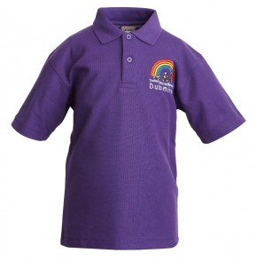 Dubmire Primary Compulsory S/S Polo Shirts (DP8432P)