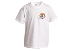 Dubmire Primary Compulsory R/N T-Shirt (DP8437)