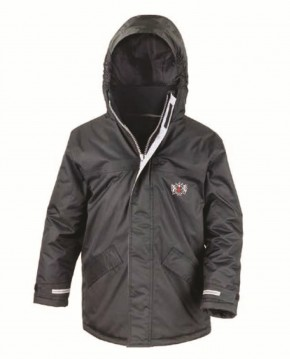 Highbury Grove Academy Winter Parka by Result (HG8109)