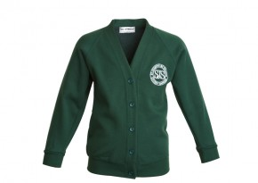 St Joseph's Sweatshirt Cardigan (SJG8150)