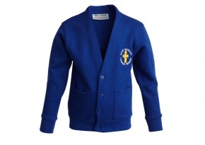 St Patrick's Primary Girls School Cardigan (SPP8501)