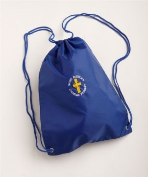 St Patrick's School P.E. Bag (SPP8508)