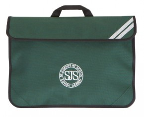St Joseph's School Bookbag (SJ8146)