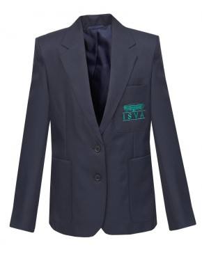 ISVA Girls School Blazer with School Logo (ISVA8561)