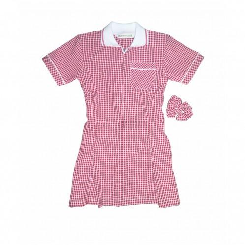 Girls Red Summer Dress - Best Seller! (7364RED)
