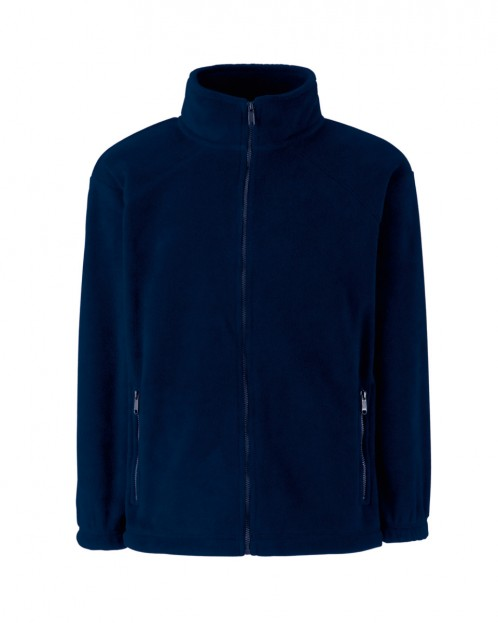MORA Fleece Jacket with School Logo (8243)
