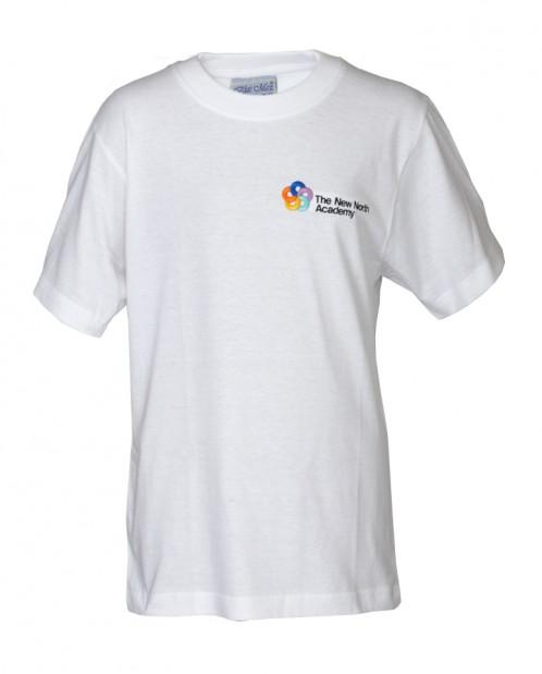 New North Academy P.E T-Shirt (8735)