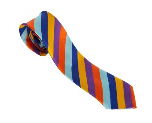 New North Academy Tie - Manual (8737)