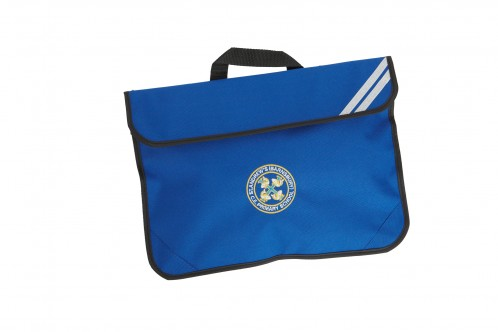 St Andrew's Book Bag with School Logo (8824)