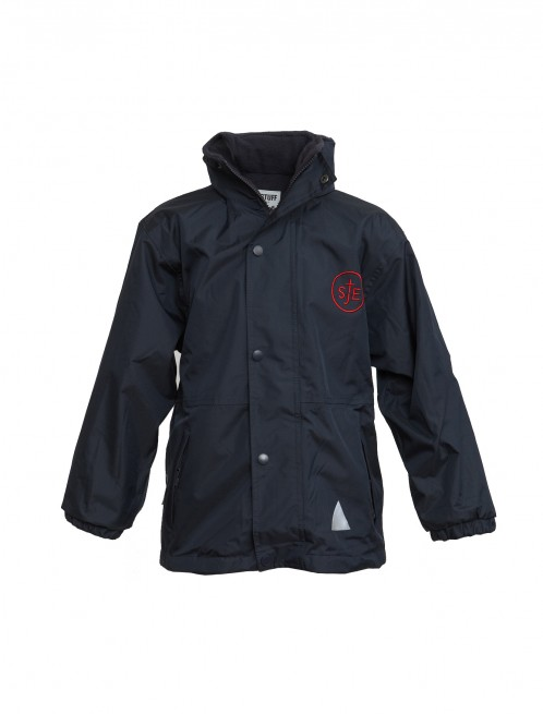 St John Evangelist Outdoor Reversible Jacket (SJV8490)
