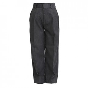 Grey Junior Boys School Trouser (7030GREY)