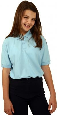 Highbury Fields School Polo T-Shirt (7092HFS)