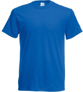 Round Neck T/Shirt by Fruit of the Loom (7093)