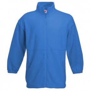 Ickburgh School - Compulsory Primary Fleece Jacket with School Logo (9044)