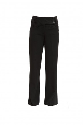 Front Jetted Pockets Senior Girls Trousers (7340)