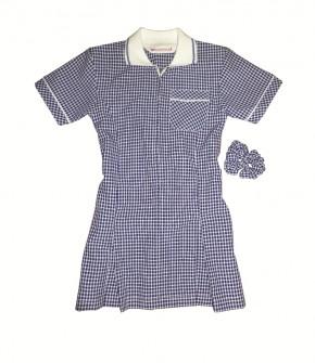 Girls Navy Summer Dress - Best Seller! (7364NVY)