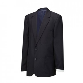 Longer Fitting Boys School Blazer (7396)