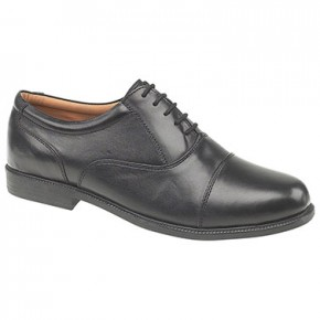 Amblers 'London' Leather Boys School Shoes (7399)