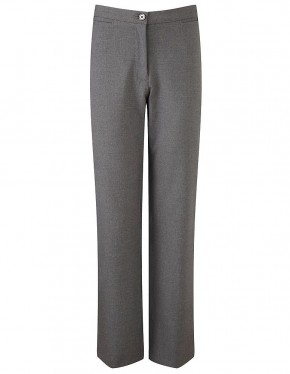 Girls Westby Shaped Leg Trousers (7429GREY)