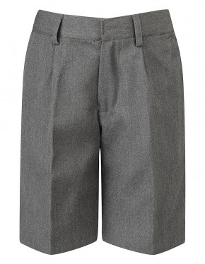Bermuda Grey School Shorts (7430)