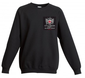 COLA Highbury Grove Sweatshirt with School Logo (8111)