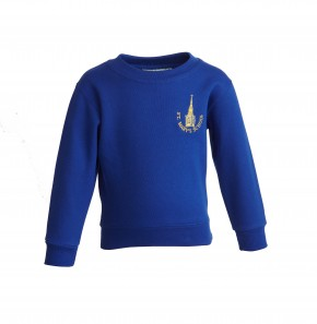 St Mary's Church of England Primary School Sweatshirt (8620)