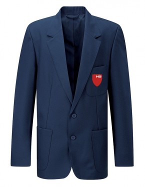Haverstock Girls Blazer with School Logo (8921)