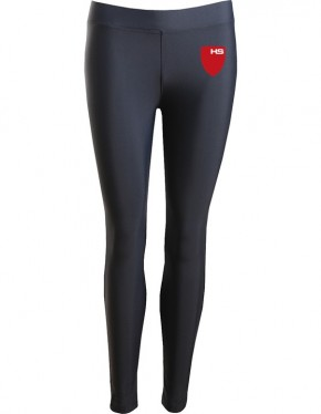 Haverstock Year 7 Girls P.E. Leggings with School Logo (8929)