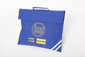 Glebe Primary School Book Bag with Logo (8985)