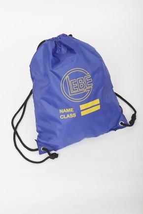 Glebe Primary School P.E. Bag with School Logo (8986)
