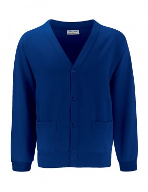 Woolpit Primary Academy Sweat Cardigan with Logo (9071)