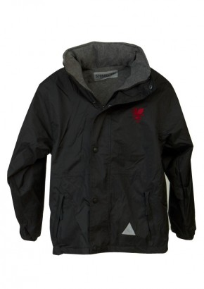 City of London Academy Unisex Winter Parka with School Logo (CL8189)