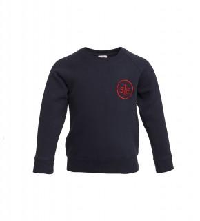 St John Evangelist School Sweatshirt (SJV8488)