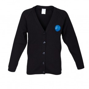 St Mary Magdalene School Girls Cardigan (SM8353)